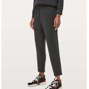 "Lululemon City Sleek Sweatpants *28"" Black Size 8"